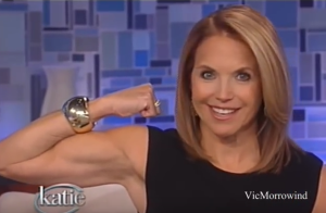 katie couric muscles body
