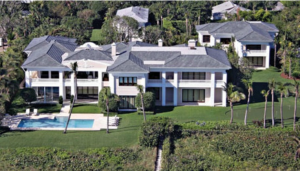 rush limbaugh house pictures