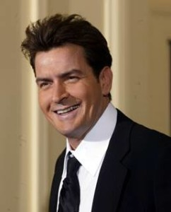 charlie sheen highest paid actor