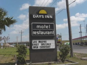 days inn motel selena quintanilla