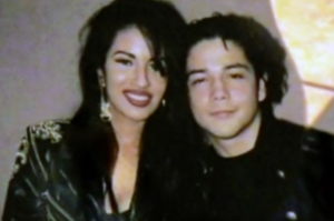 selena quintanilla chris perez photo