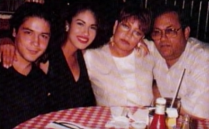 selena quintanilla family