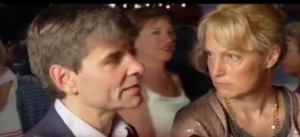 George Stephanopoulos wife alexandra wentworth