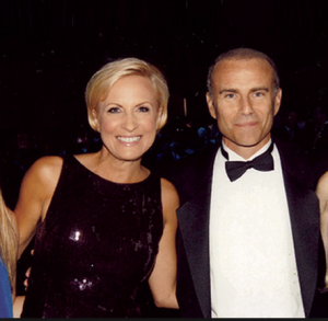 James Patrick Hoffer Mika Brzezinski husband