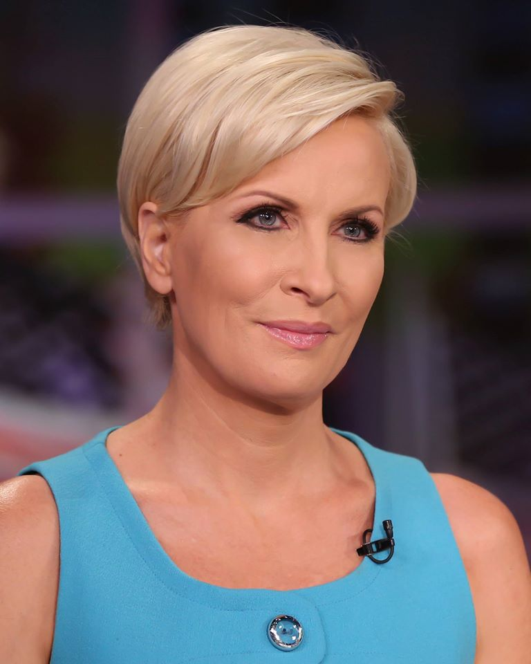 The morning after being viciously attacked by President Trump on Twitter MSNBC cohost Mika Brzezinski said she wasnt exactly reeling as a result of