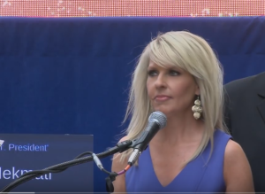 Monica Crowley photo