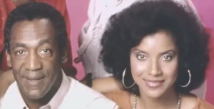 Phylicia Rashad young Bill Cosby