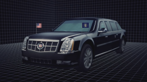 barack obama car cadilac