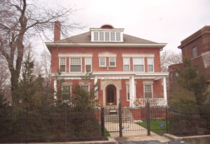 barack obama house chicago