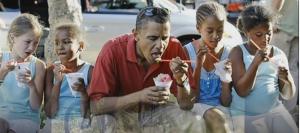 barack obama rare photo