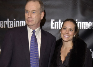 bill o'reilly wife Maureen E. McPhilmy