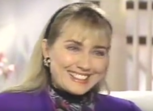 hillary clinton young picture