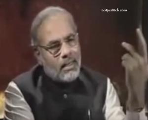 narendra modi chief minister
