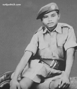 narendra modi childhood images