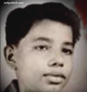 narendra modi childhood photo