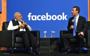 narendra modi mark zuckerberg