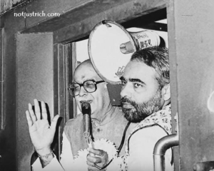 narendra modi young images