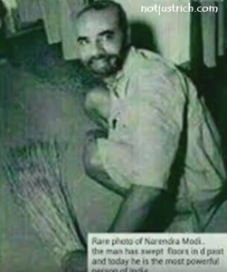 narendra modi young rare photos 2