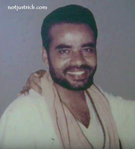 narendra modi young rare picture