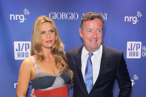 piers morgan wife Celia Walden