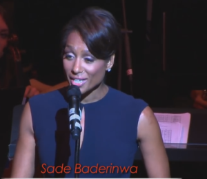 who is sade baderinwa dating