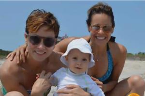 Jenna Wolfe baby Harper Estelle Wolfeld-Gosk Stephanie Gosk