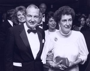 david rockefeller wife Margaret Mcgrath