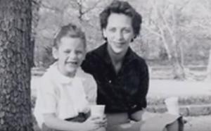 elizabeth warren childhood picture