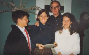 elizabeth warren husband Bruce Mann children