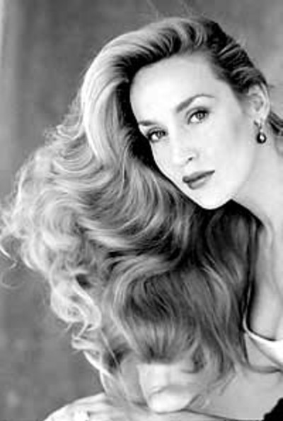 jerry hall young images