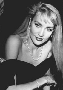 jerry hall young pictures