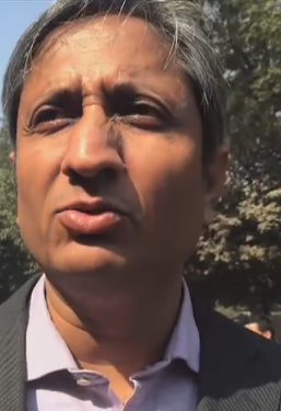 ravish kumar photo