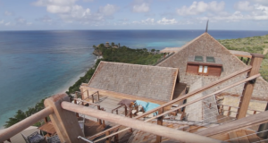 richard branson necker island photo