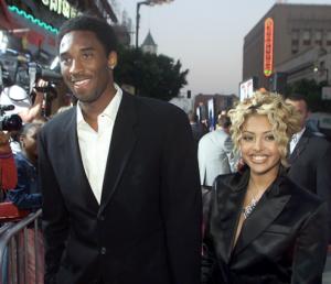 Kobe Bryant wife Vanessa Laine (2)