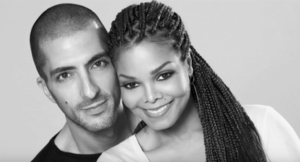Wissam Al Mana wife janet jackson photo