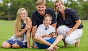 ernie els wife liezl children