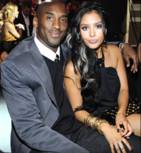 kobe bryant wife vanessa laine photo