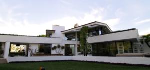 sean parker house