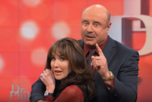 dr phil wife robin