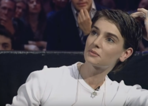 sinead o'connor hairstyle winona ryder