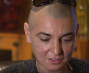 sinead o'connor now latest photo