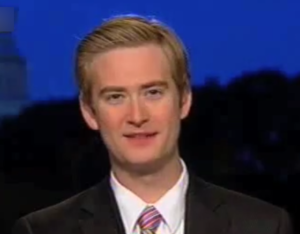 Peter Doocy photo