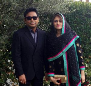 a.r. rahman wife saira banu