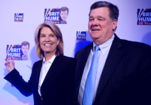 greta van susteren husband john p coale photo