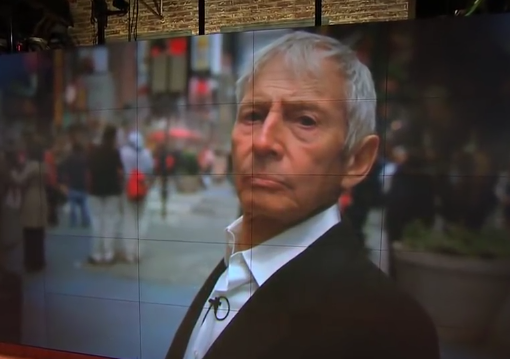 robert durst photo