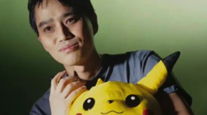 Satoshi Tajiri Pokemon creator