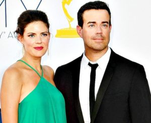 Carson Daly with wife siri pinter