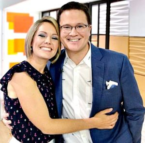 Dylan Dreyer husband Brian Fichera