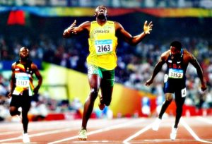 Usain Bolt fastest runner