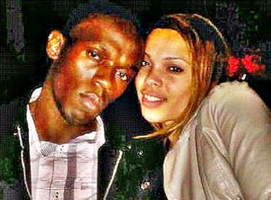 Usain Bolt girlfriend Rebeckah Passley